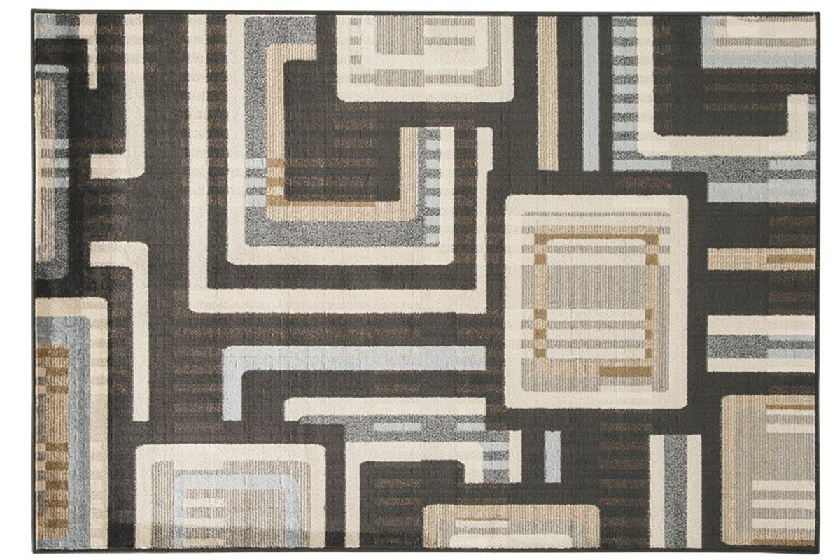 Juhani 5x7 Area Rug by Ashley from Gardner-White Furniture