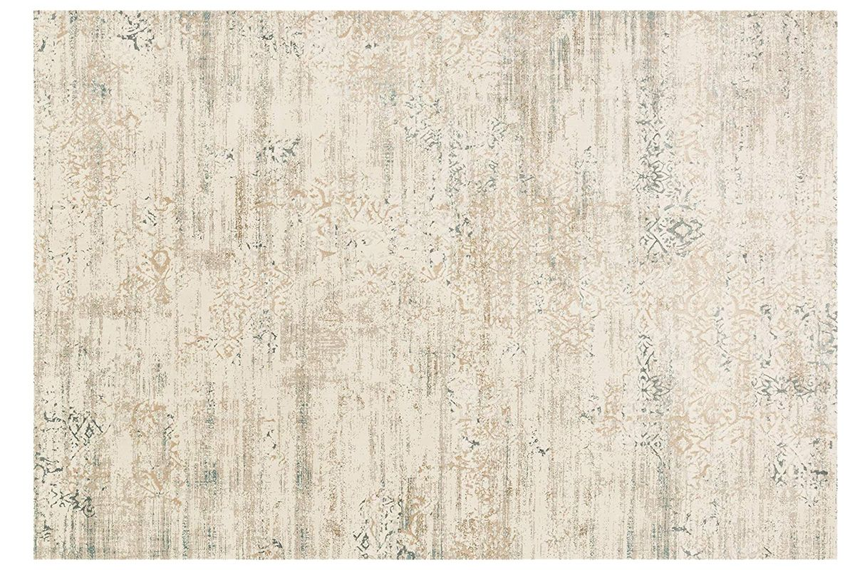Kingston Ivory 5x8 Area Rug by Loloi from Gardner-White Furniture