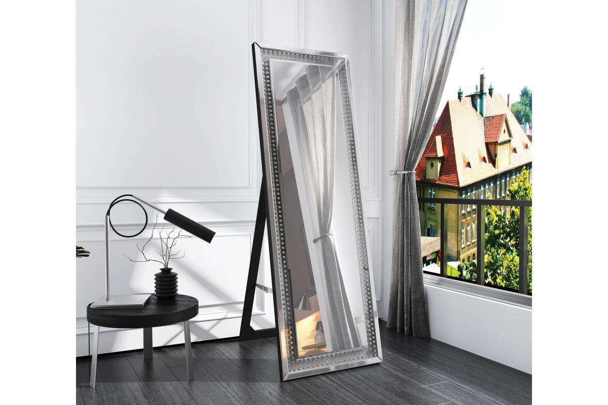 Erin Standing Mirror from Gardner-White Furniture