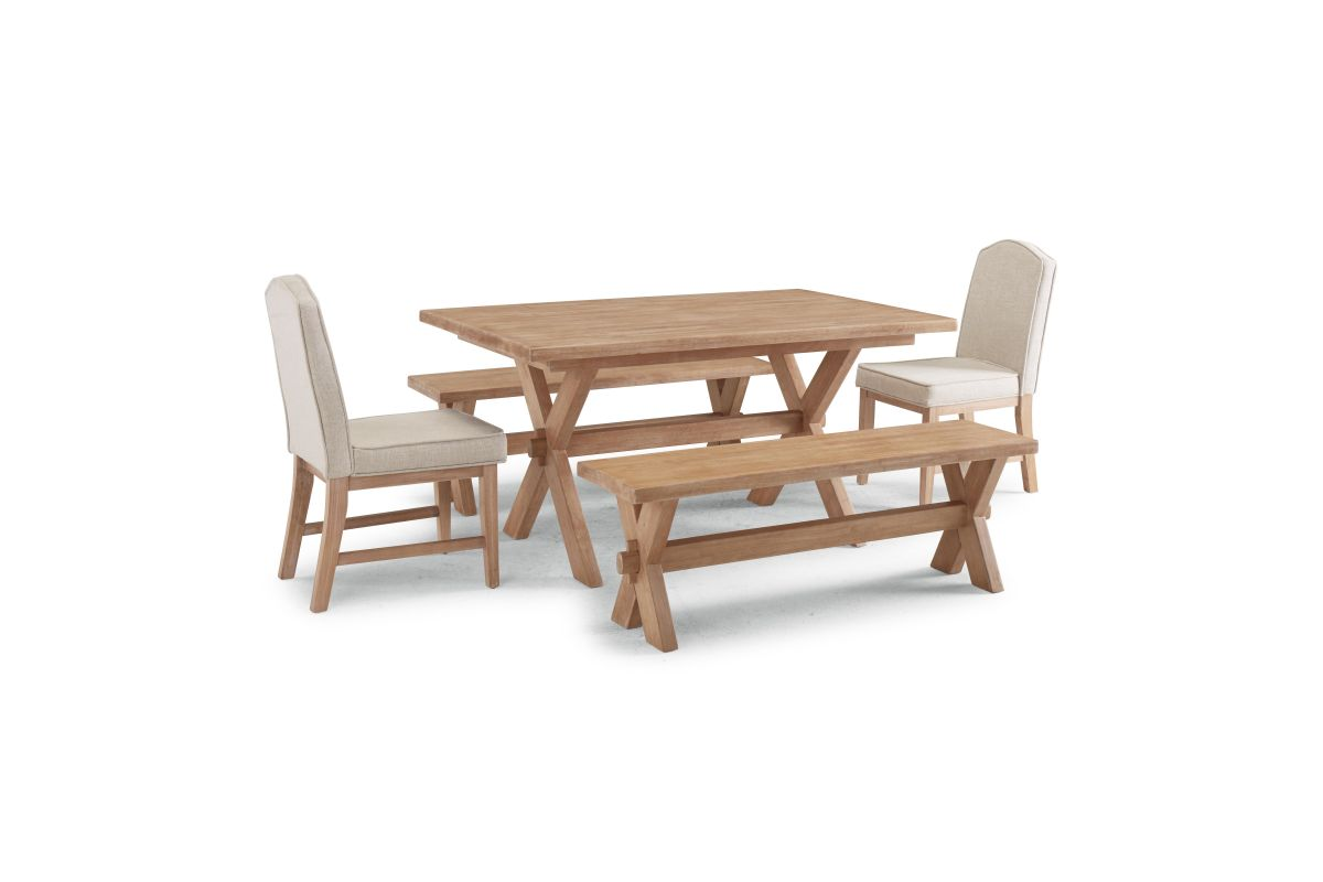 Claire 5 Piece Dining Set by homestyles from Gardner-White Furniture