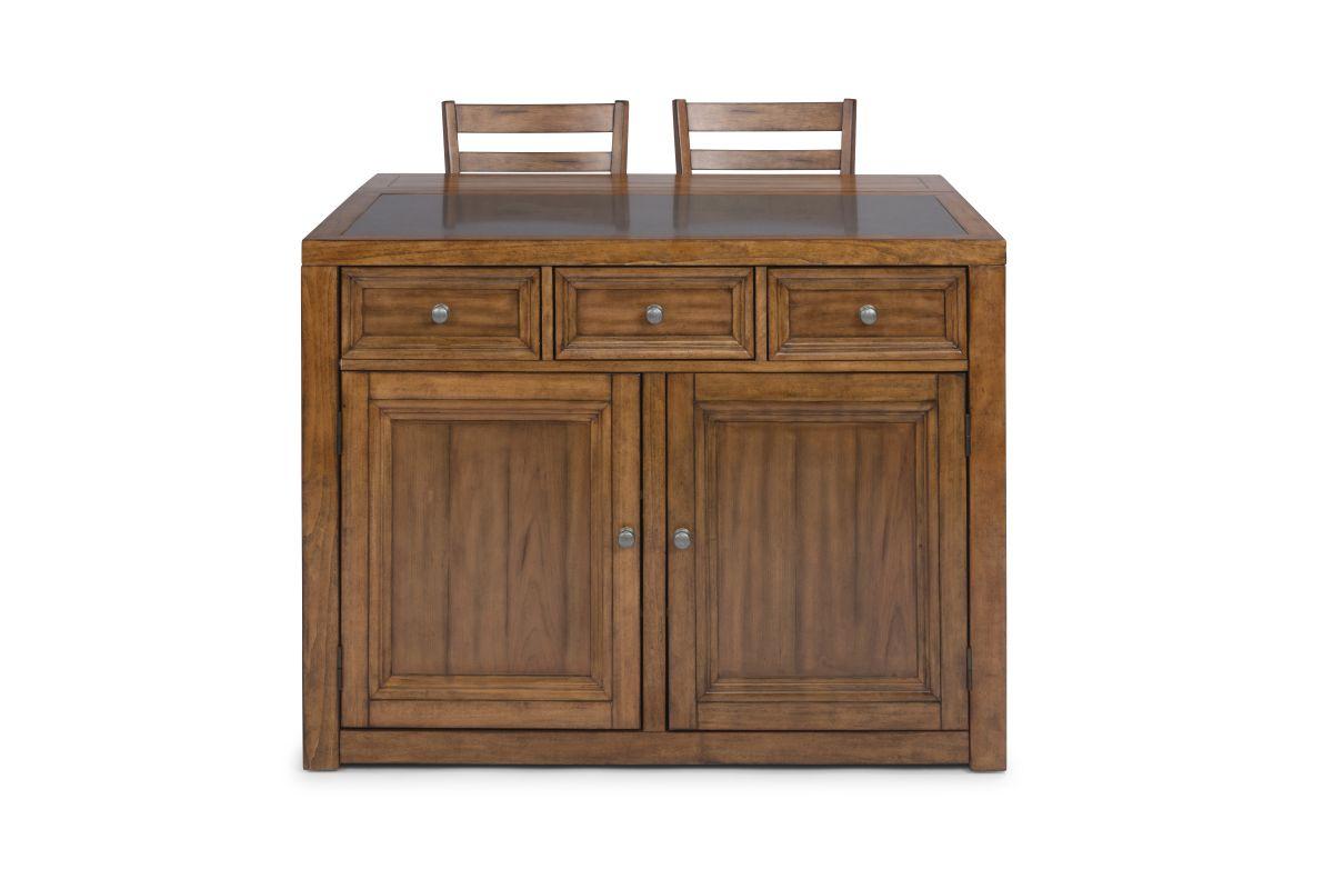 Tuscon 3 Piece Kitchen Island Set by homestyles from Gardner-White Furniture