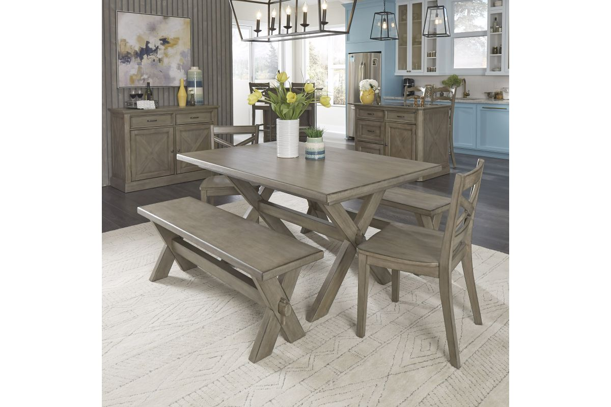 Walker 5 Piece Dining Set by homestyles from Gardner-White Furniture