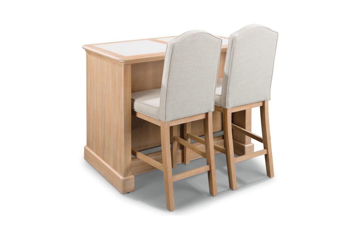 Claire 3 Piece Kitchen Island Set by homestyles from Gardner-White Furniture