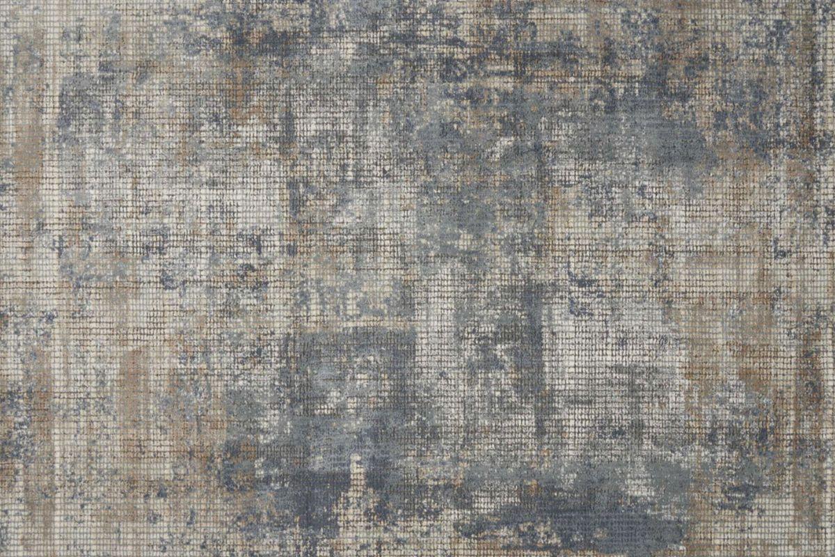 Quarry 5x7 Beige/Blue Area Rug from Gardner-White Furniture