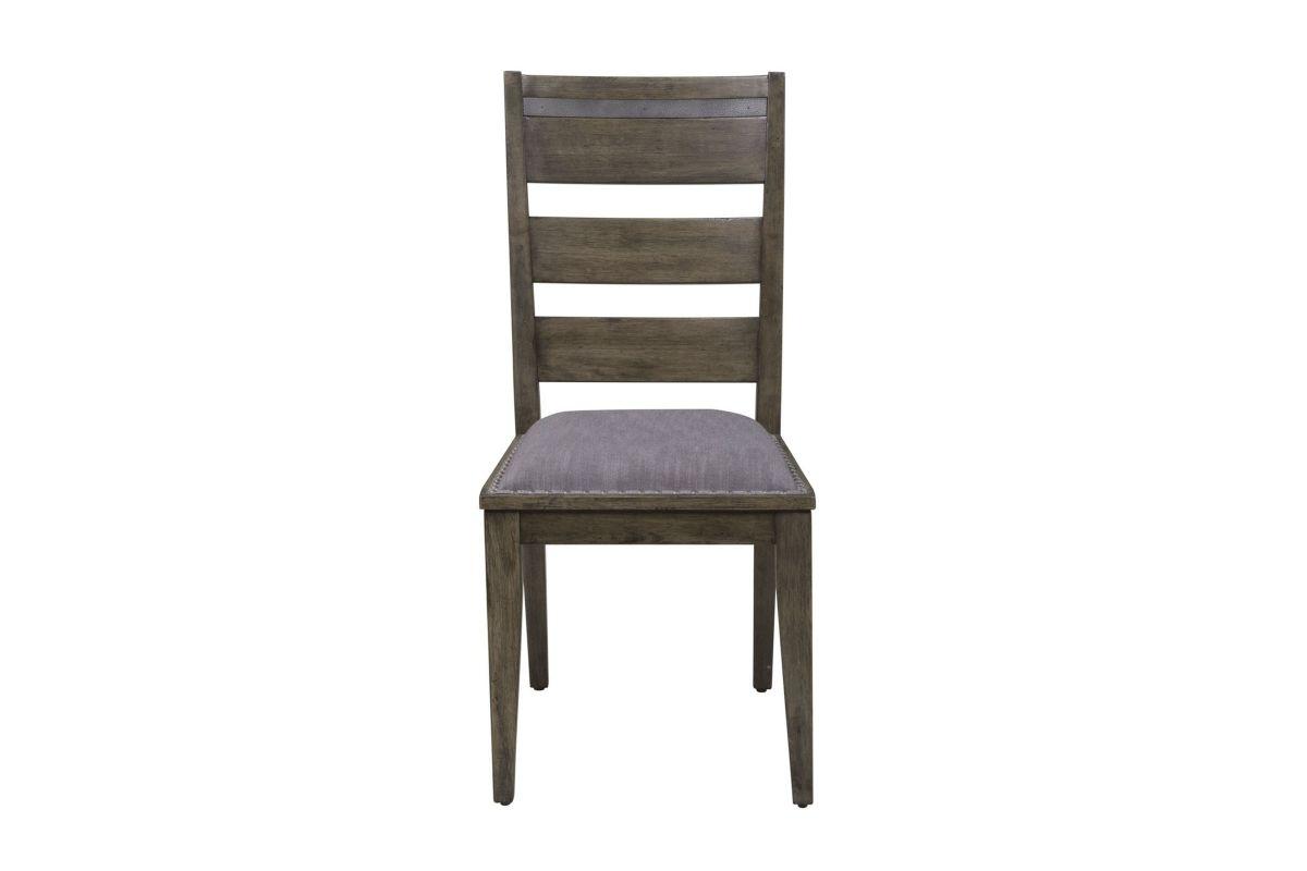 Ladder Back Side Chair from Gardner-White Furniture