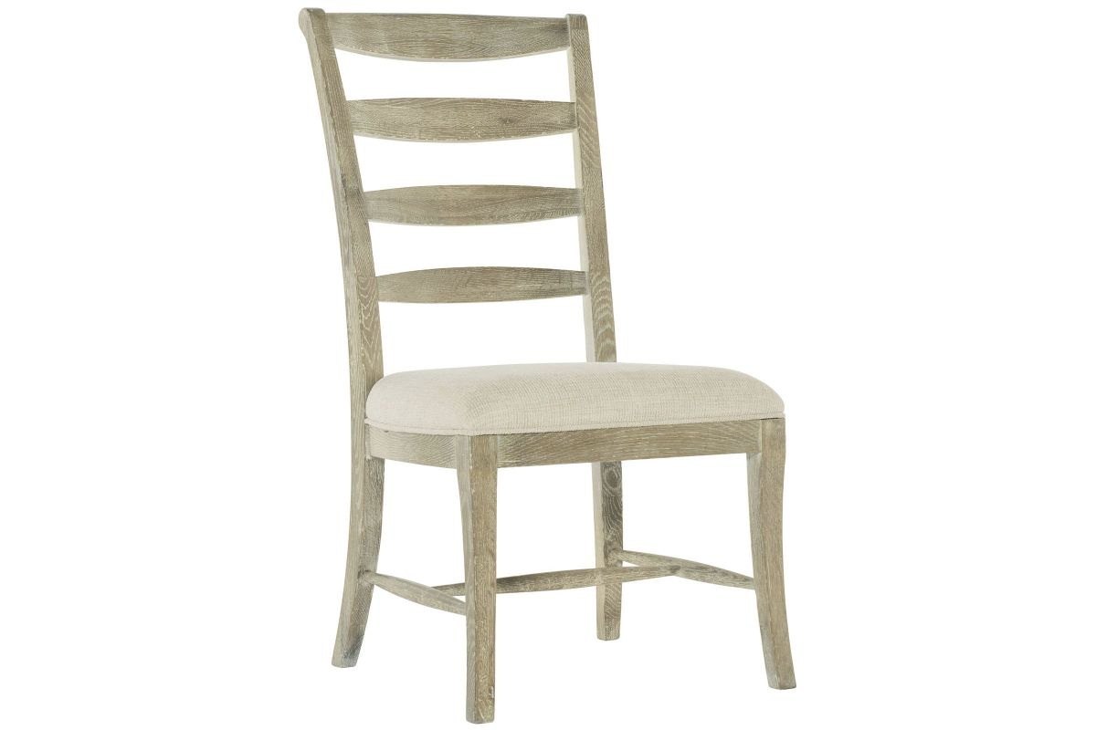 Rustic Patina Ladderback Side Chair by Bernhardt from Gardner-White Furniture
