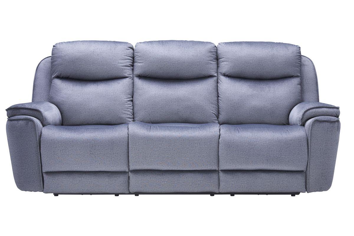 Harley Dual Power Reclining Sofa from Gardner-White Furniture